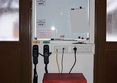 Gerätehaus Alarmfax