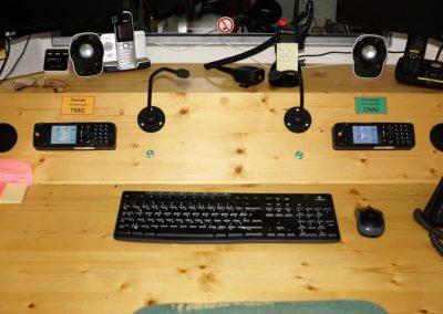 Gerätehaus Funkraum