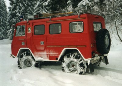 Mehrzweckfahrzeug (2) von 1983-2008